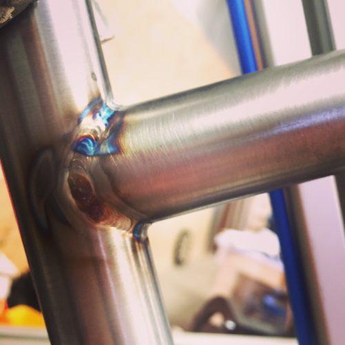 Tungsten offers bespoke TIG welding service