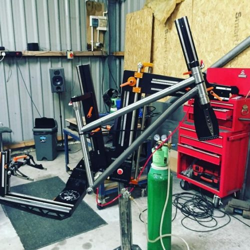 Anvil Bike Frame Jig Welding Tungsten Engineeringtungsten Engineering